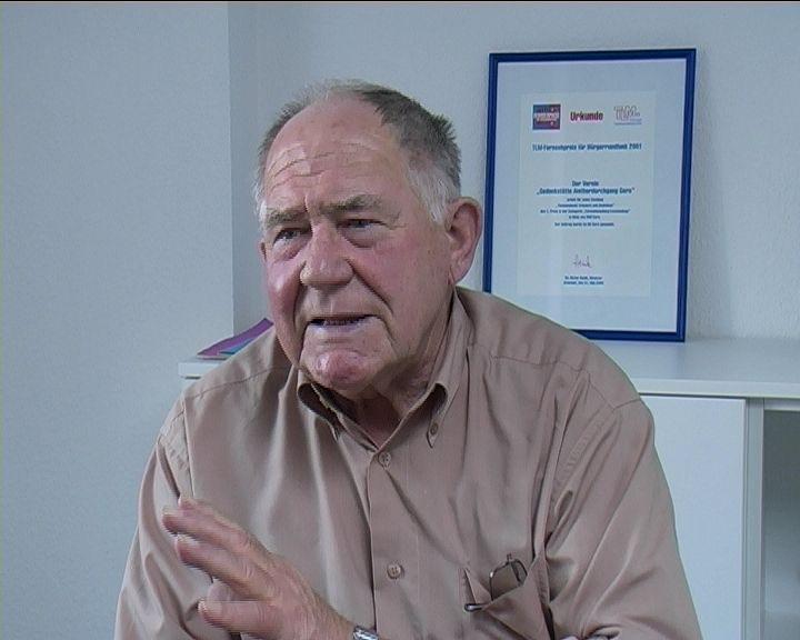 Alfred Hoffmann (2006) – verhaftet 1945