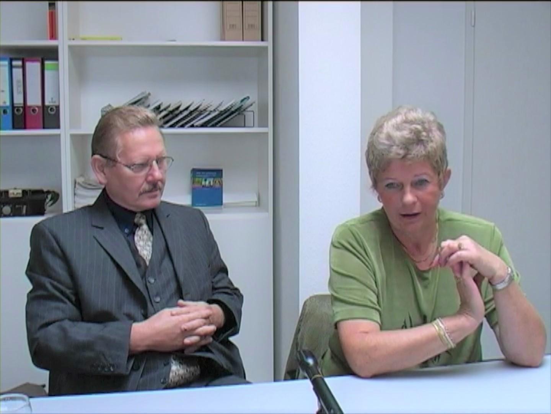 Birgit und Dr. Hans Joachim Kuhnert (2006) verhaftet 1988
